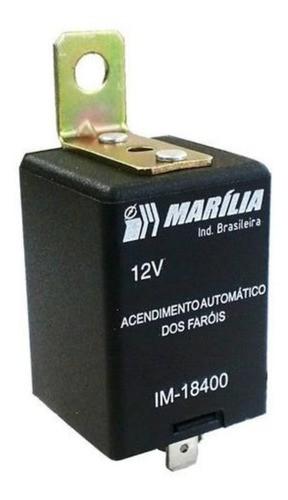 Relé Universal Acendimento Automático Farol 12v