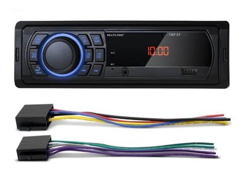 Som Automotivo Multilaser P3350 Trip Com Bluetooth E Usb