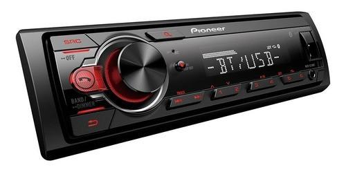 Som Automotivo Pioneer Mvhs218bt Usb Bluetooth 10 Unidades
