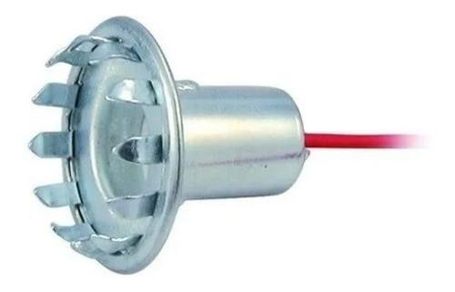Soquete Lanterna Traseira Corcel Até 1977 1 Polo