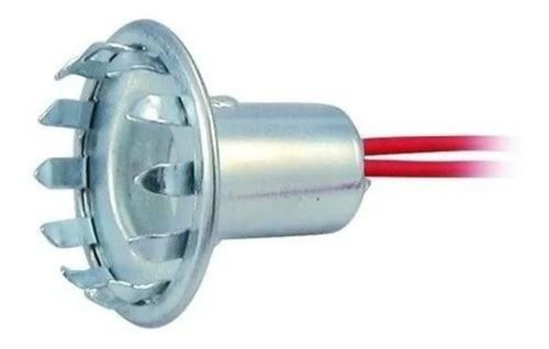 Soquete Lanterna Traseira Corcel Até 1977 2 Polos