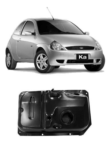 Tanque De Combustível Ford Ka 1997 Até 2007 Sem Gargalo 45l