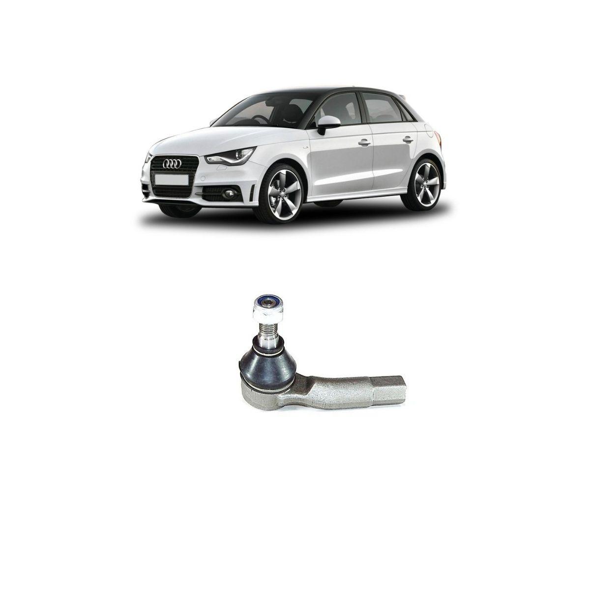 Terminal De Direção Esquerdo Audi A1 10 / Volkswagen Up 14