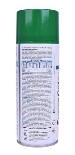 Tinta Spray Verde Super Color Uso Geral 350ml