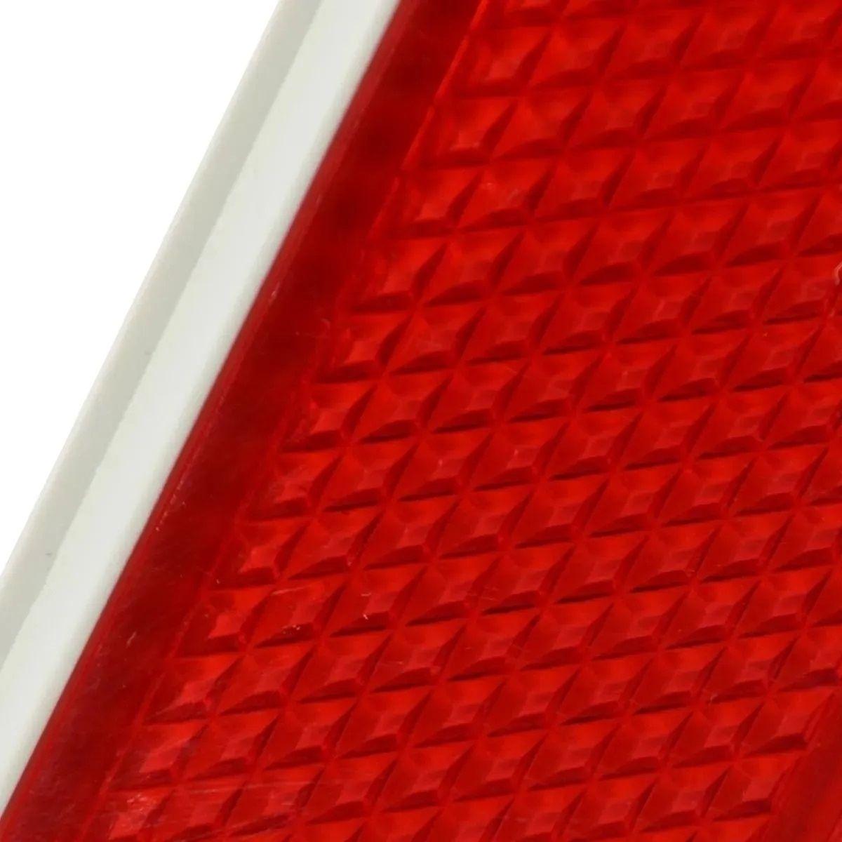 Triângulo De Carros Segurança Universal Sinalização - Branco