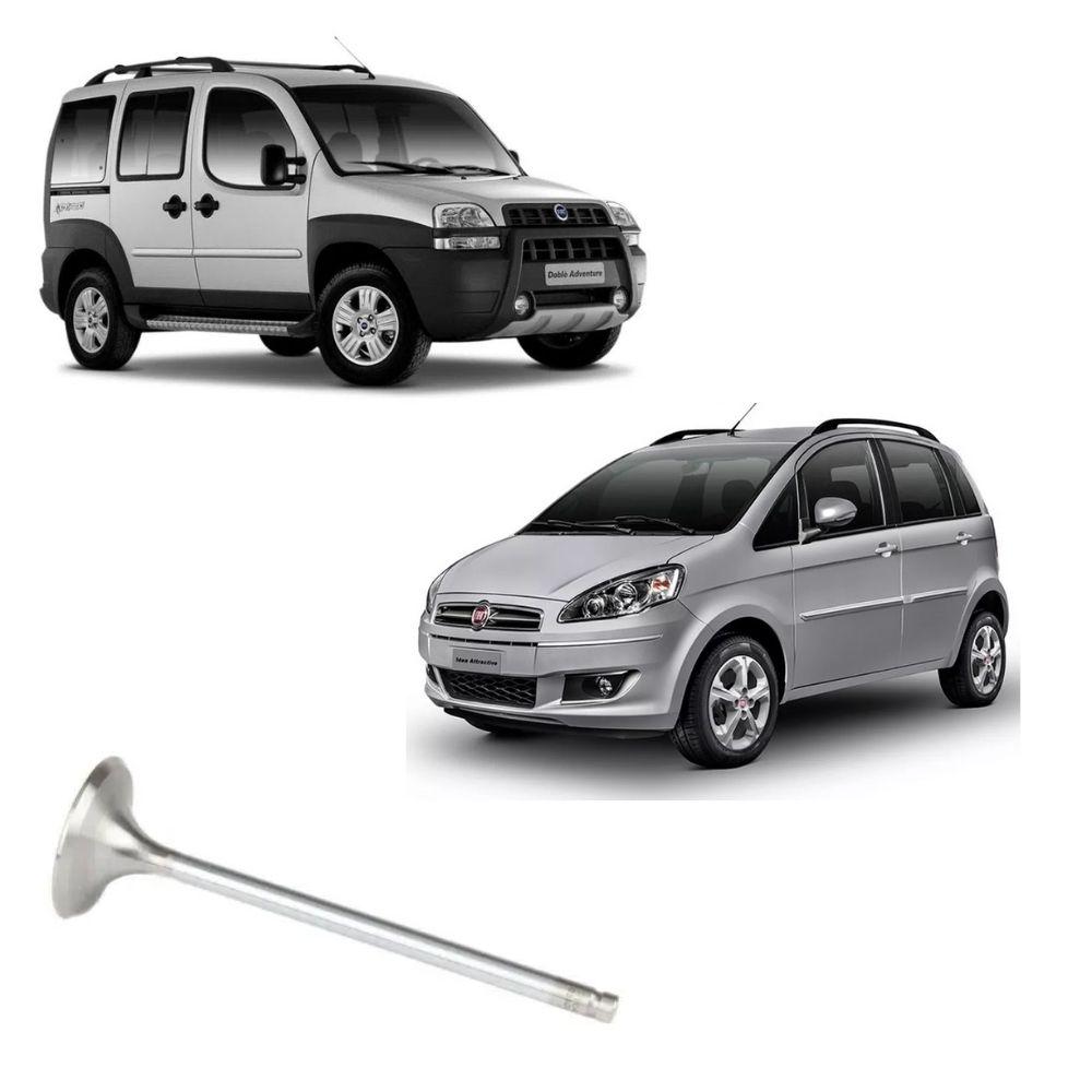 Válvula Motor Admissão Fiat Doblo Idea Palio Siena 1.4 8v
