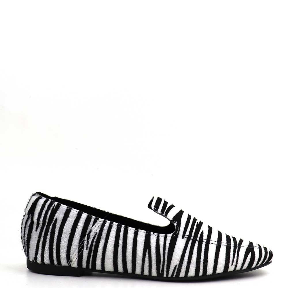 Mocassim Clarice Zebra