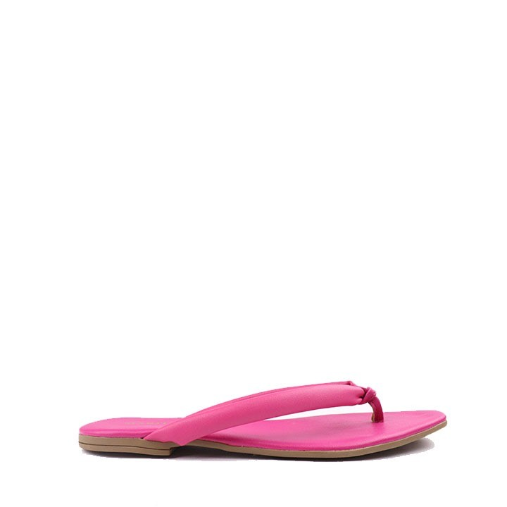 Rasteira chinelo confort Pink