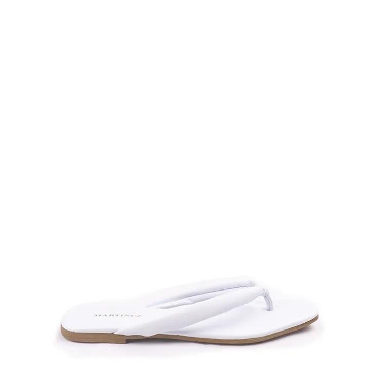 Chinelo confort Branco