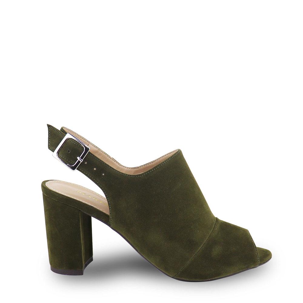 Sandália Ankle Boot Nobucado Floresta