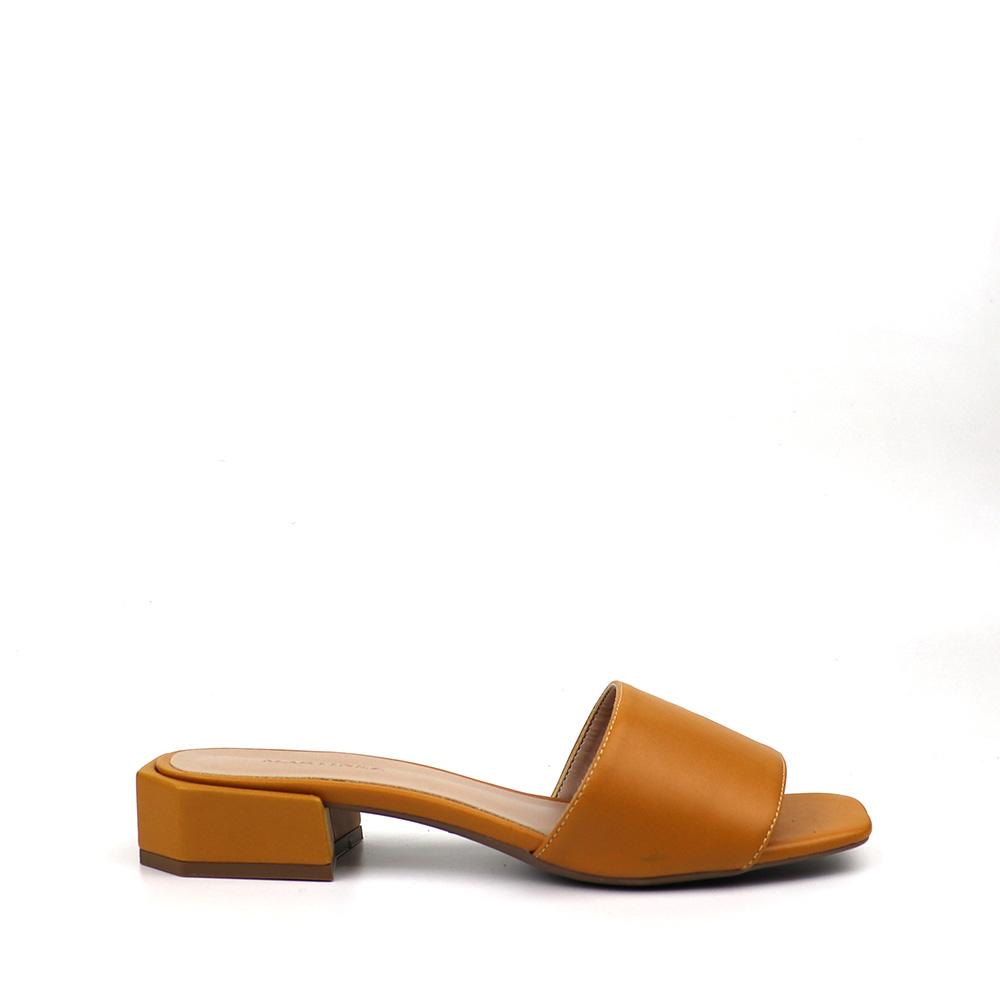 sandália Tamanco Cocar