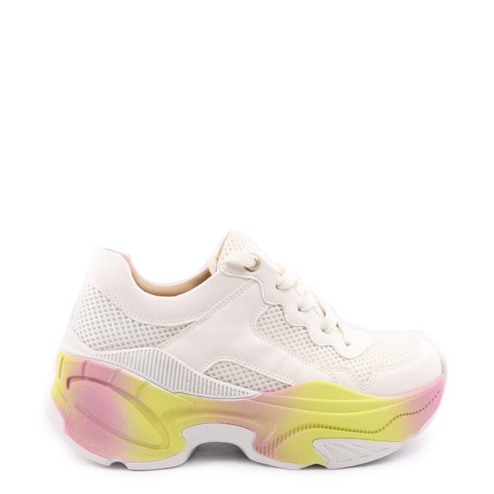 Sneaker chunky  solado tie dye