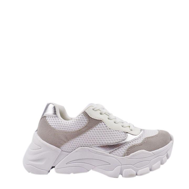 Tênis Sneaker chunky multicolor