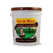 Doce Pastoso com Leite e Chocolate Vale de Minas - 9,8kg