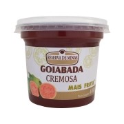 GOIABADA CREMOSA RESERVA DE MINAS 400g - Caixa com 12 unidades
