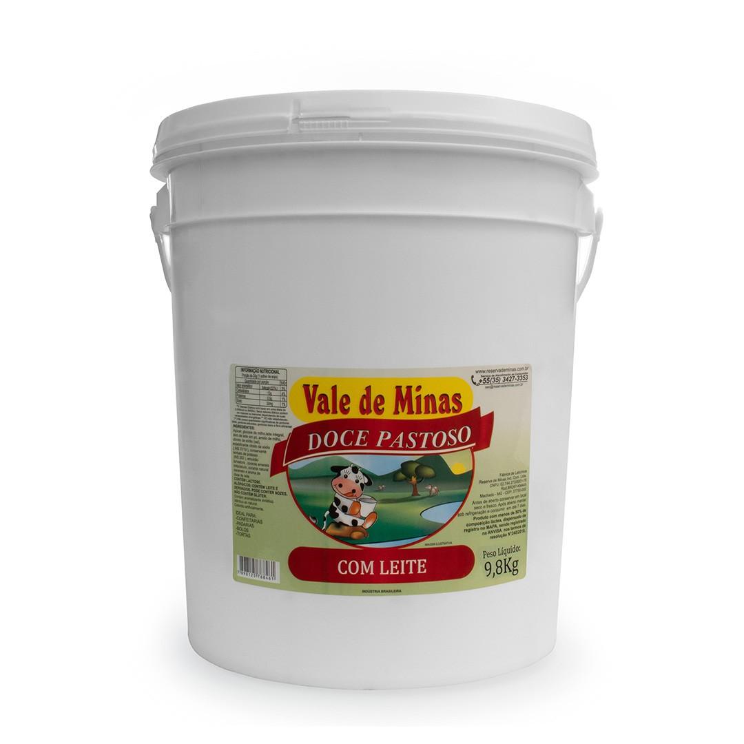 Doce Pastoso com Leite Vale de Minas - 9,8kg