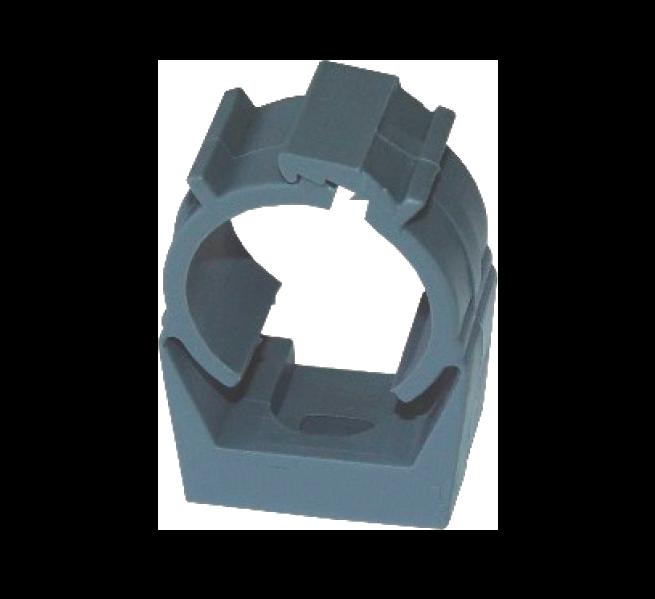 Abraçadeira PVC para Eletroduto 1/2 Inca