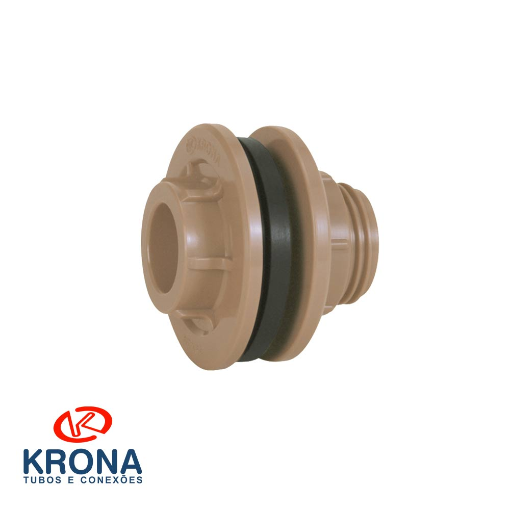 Adaptador Flange Para Caixa D'água 25X3/4 Krona
