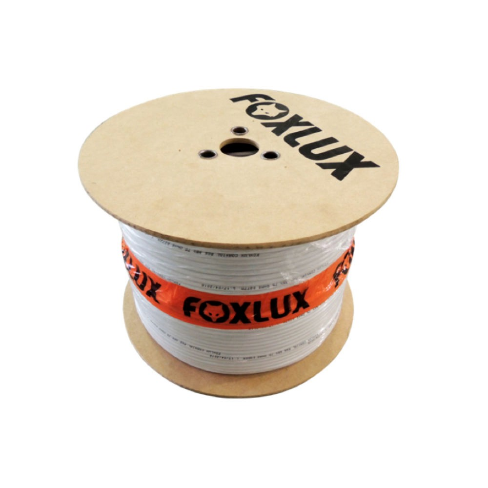 Cabo Coaxial 1mt Foxlux
