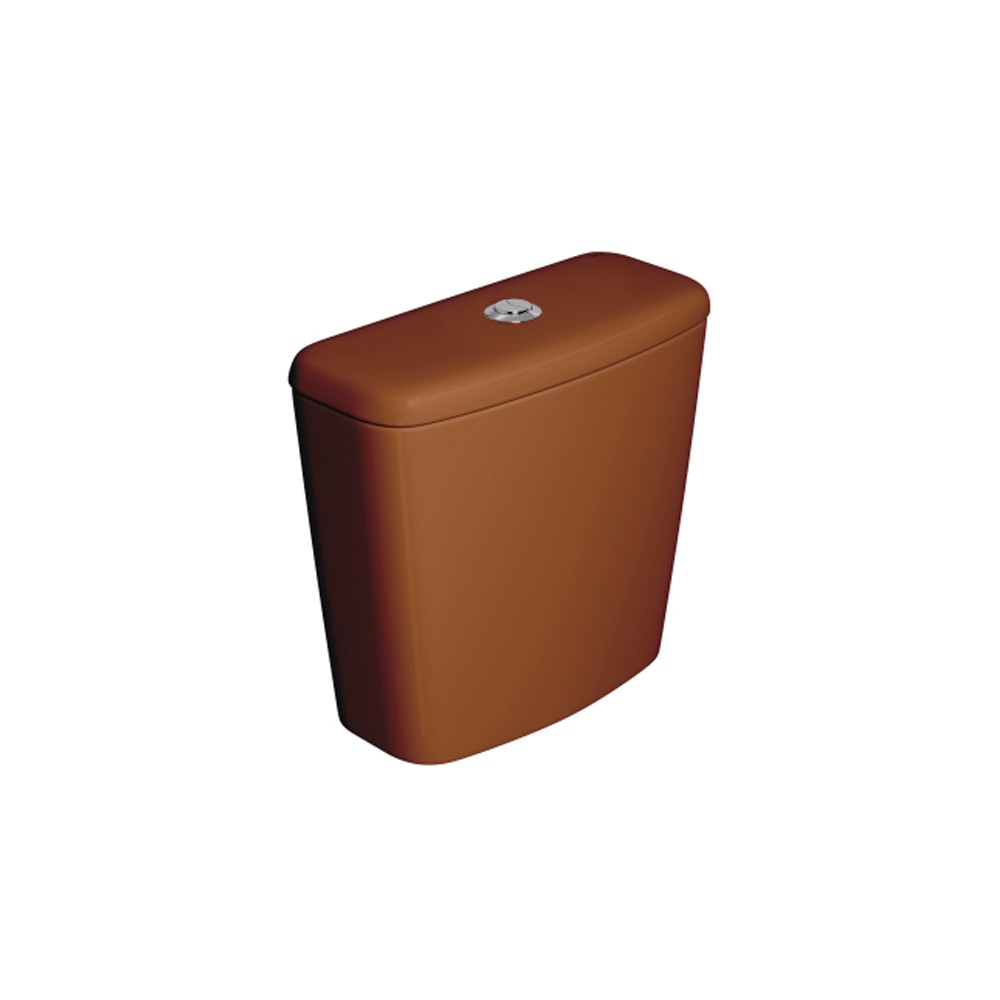 Caixa Acoplada Aspen/Izy/Ravena/Fast/Flex Caramelo Deca