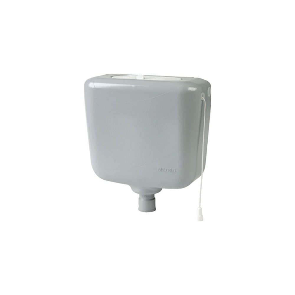 Caixa Descarga 9L C17/s Bege 5 Astra