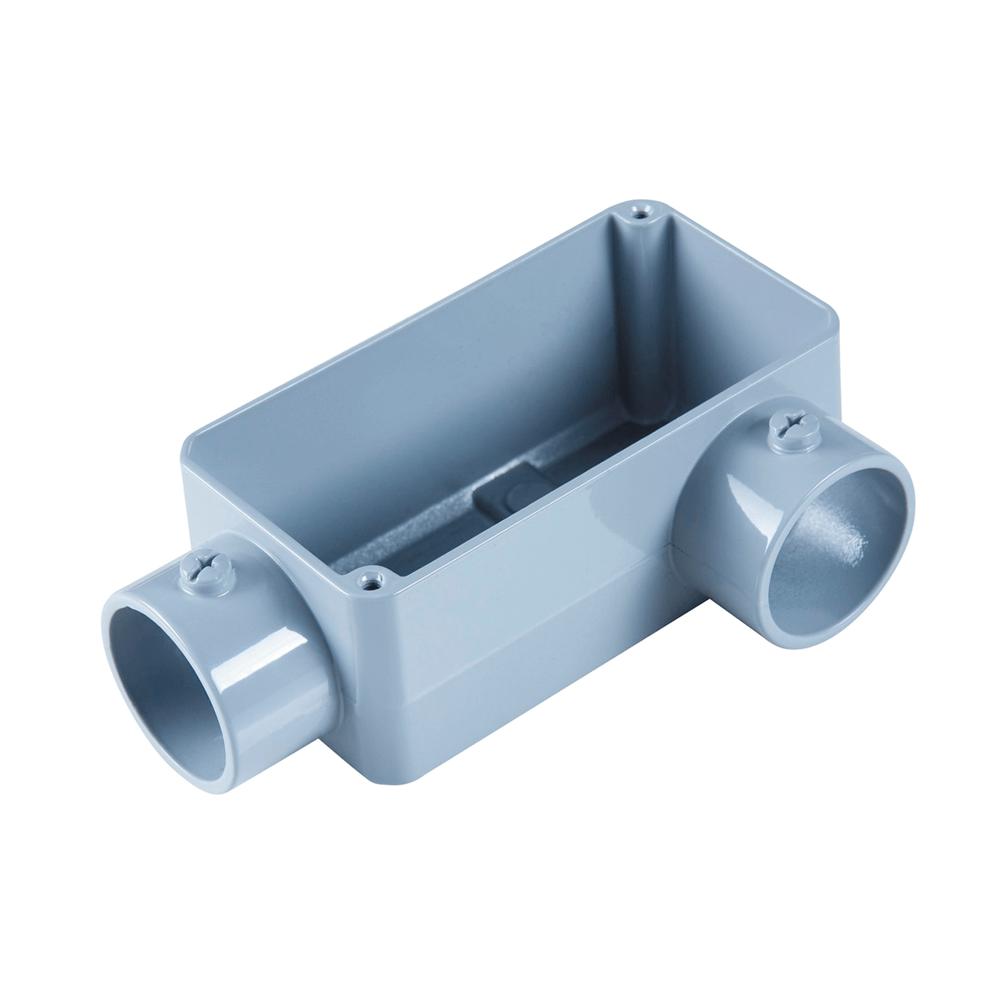 Caixa Tipo LL Aluminio 3/4 Sem Rosca Tramontina