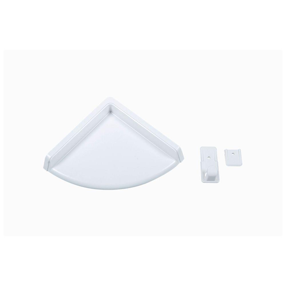 Canteira Porta Shampoo Acabamento Liso KSP1L BR1 Astra