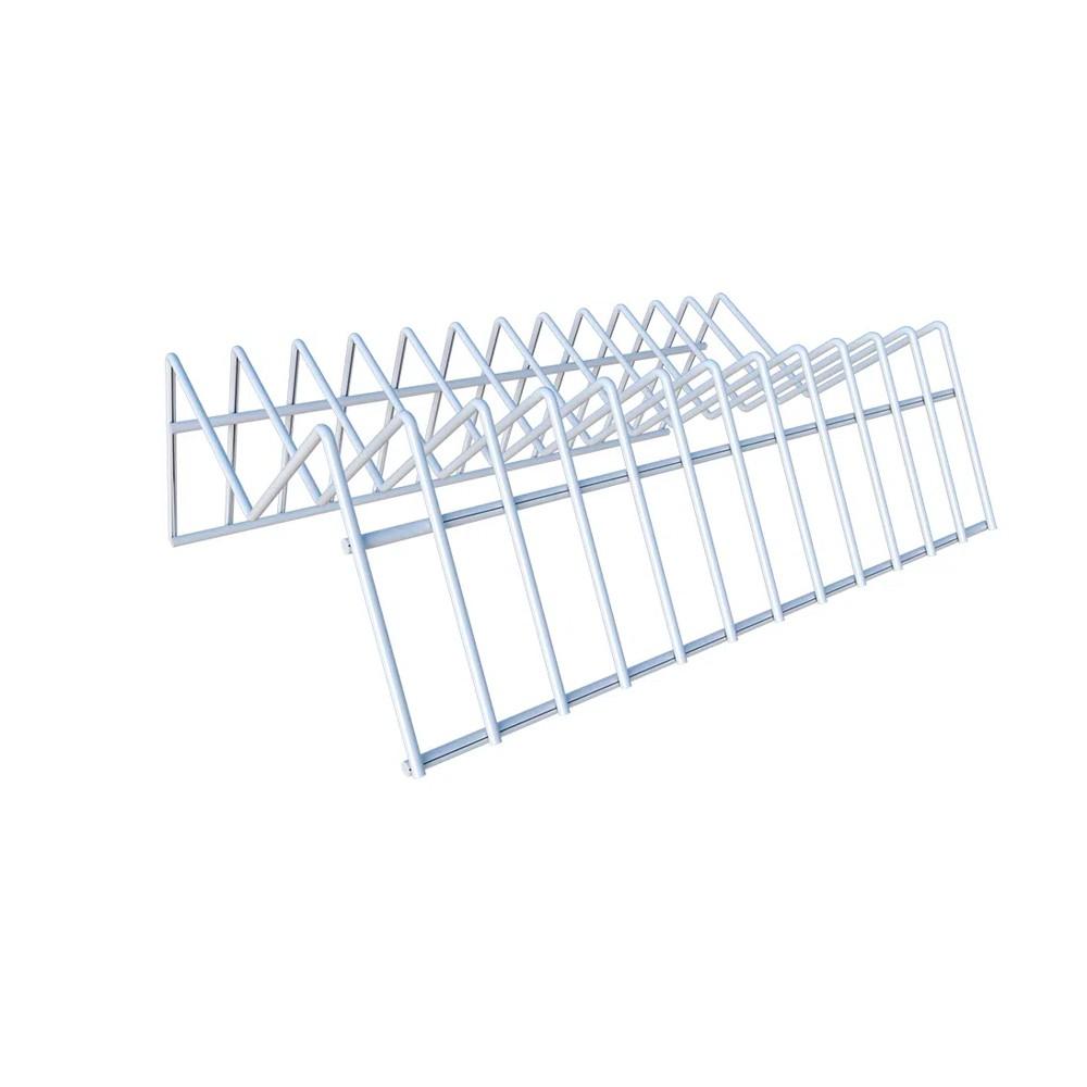 Escorredor para Louças Essence Branco 24cm Dicarlo