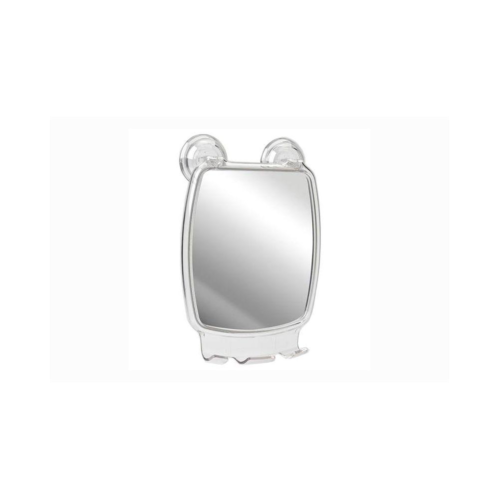 Espelheira Cristal Com Ventosa  AV/ESP Cristal Astra