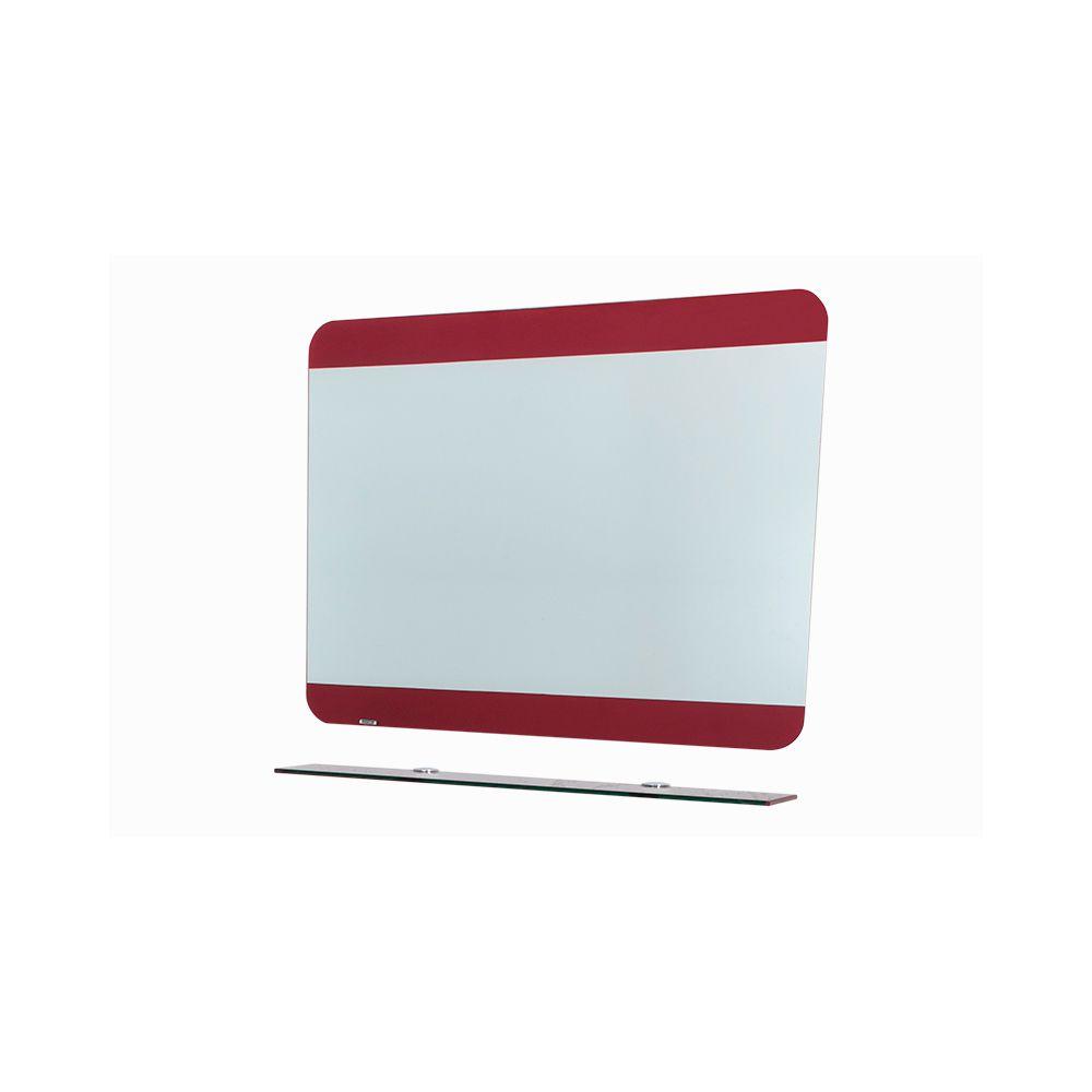 Espelheira Romantique EPBF/R Vermelho 60X80 Astra