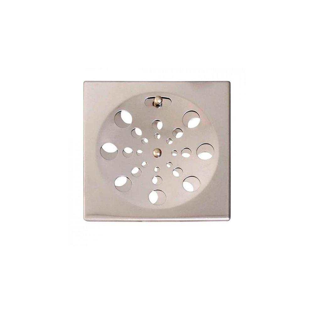 Grelha Inox Rotativa Quadrada 10,2CM GRI2B Astra