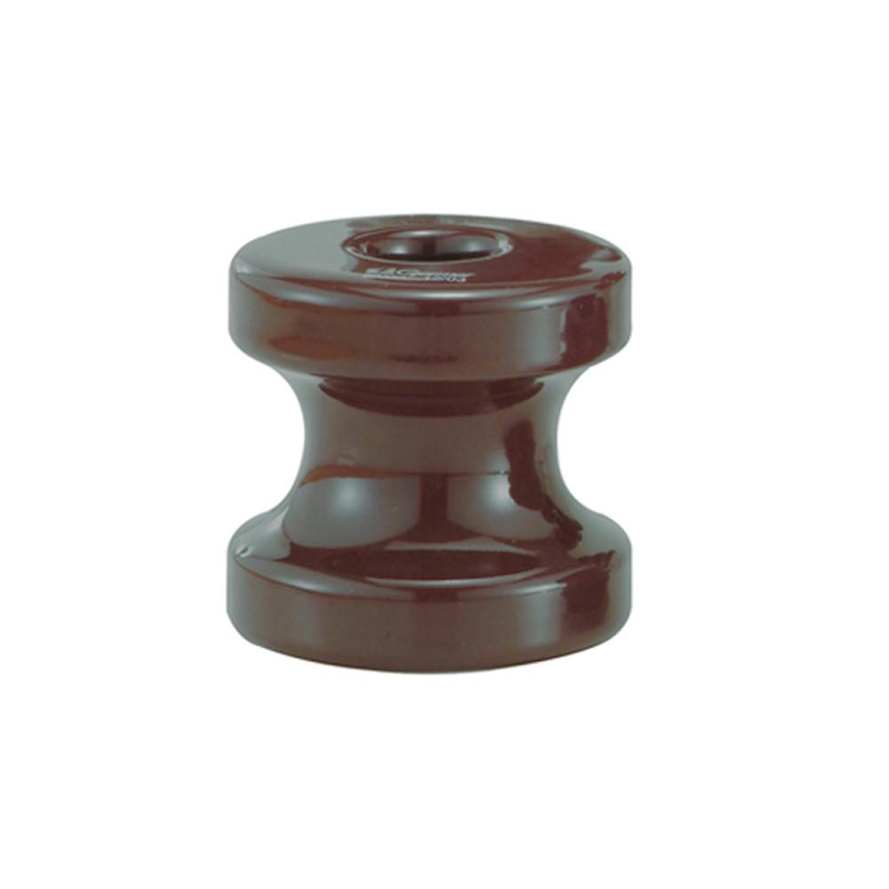Isolador  Roldana Porcelana 72X72 Germer