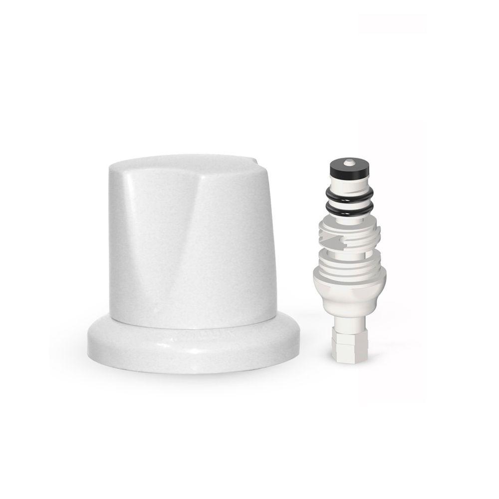 Kit Reparo Acabamento Foz Branco 1100616 Viqua