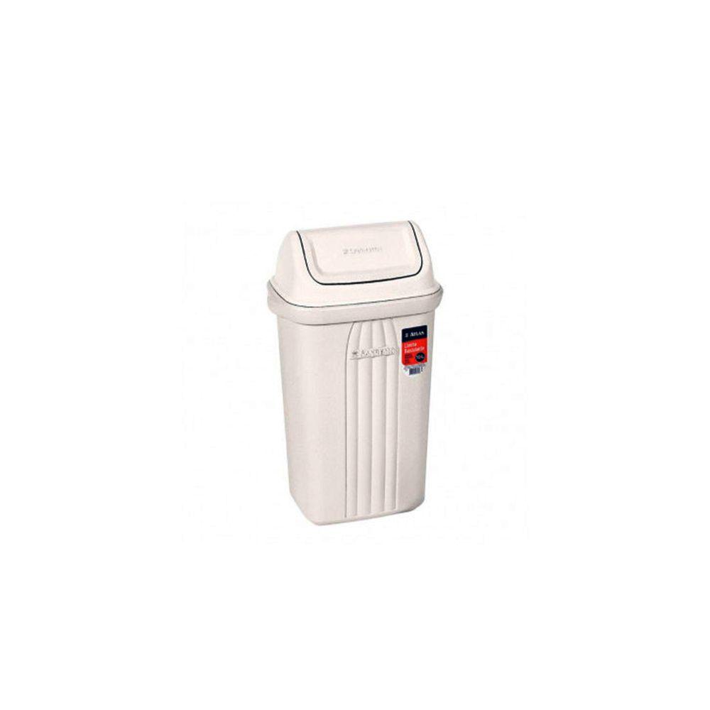 Lixeira Basculante Plásticos 10L AT2810 Atlas