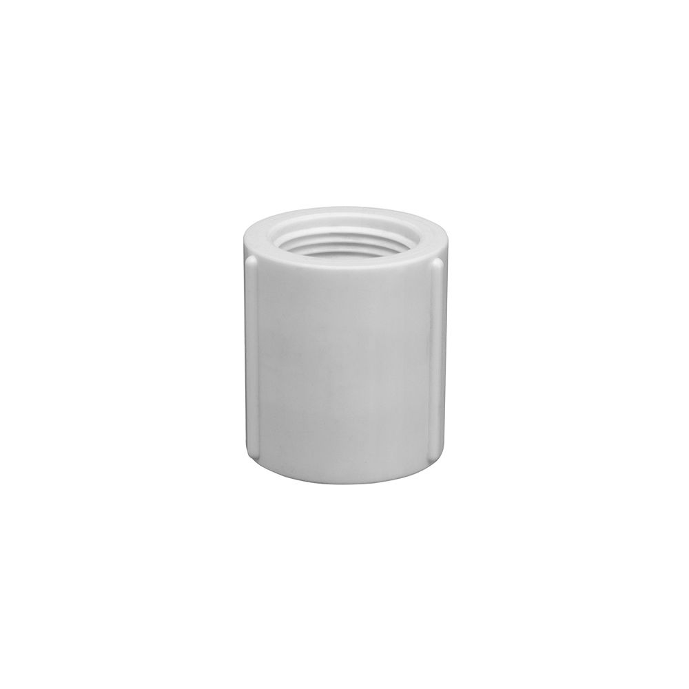 Luva Roscável 1/2X1/2 Branco 270 Krona