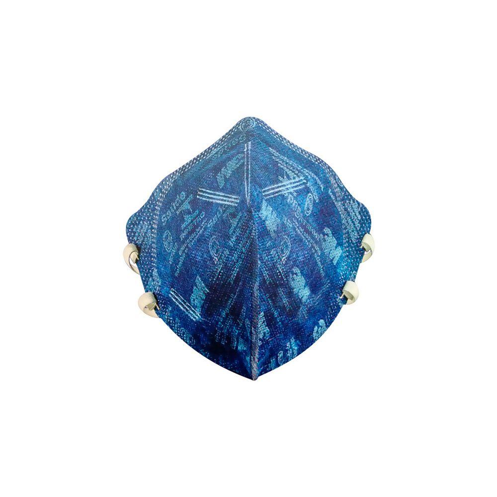 Máscara Respiratória Sem Válvula Azul PFF-2 9820 3M