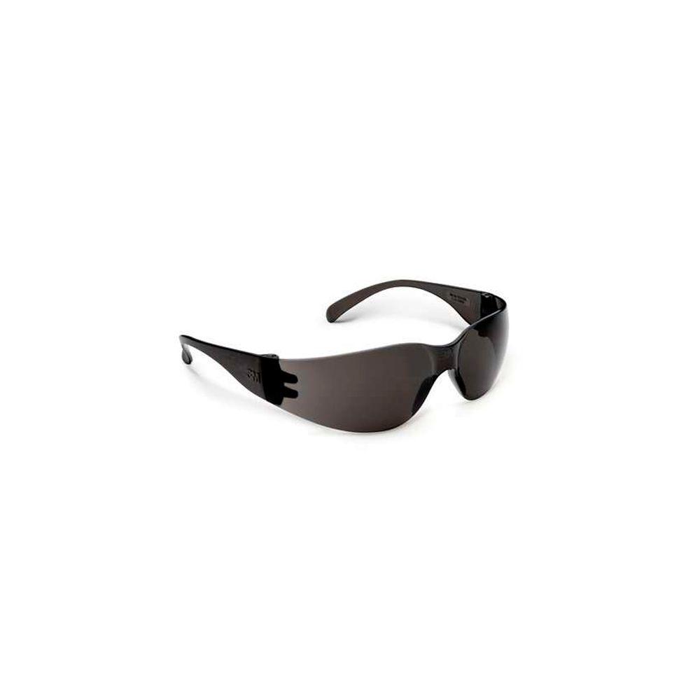 Óculos De Segurança Virtua Cinza Anti Risco 116016211 3M