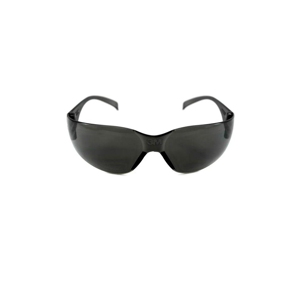 Óculos De Segurança Virtua Cinza Sem Tratamento 3M