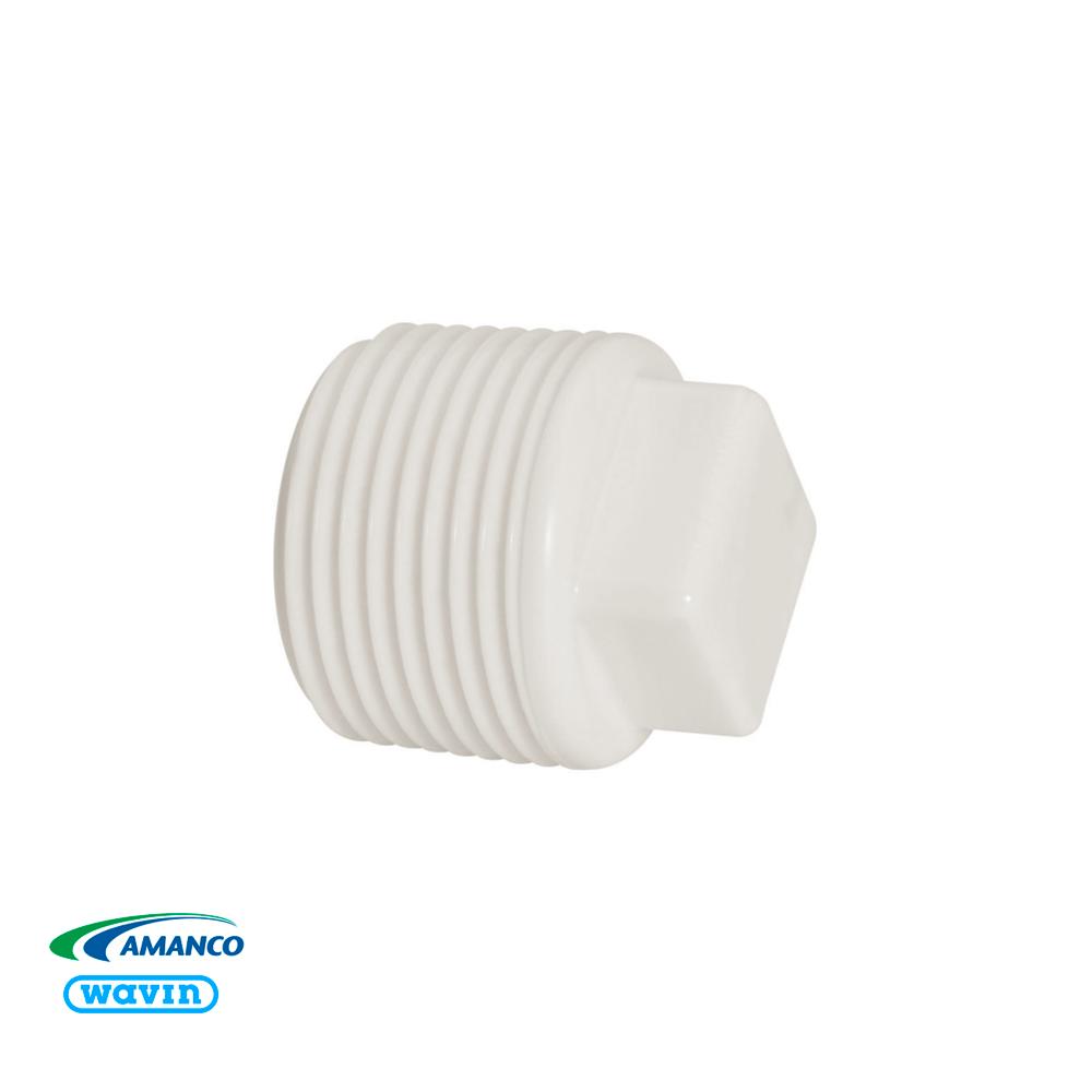Plug Roscável 3/4 10203-11764 Amanco