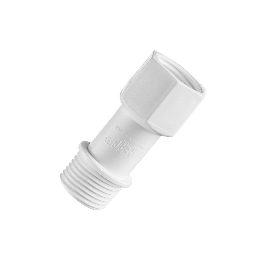 Prolongador Branco 40MM 1/2X3/4 2801 Herc