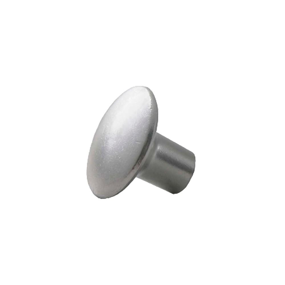 Puxador Botão Concavo 86097/2 CR Aliança