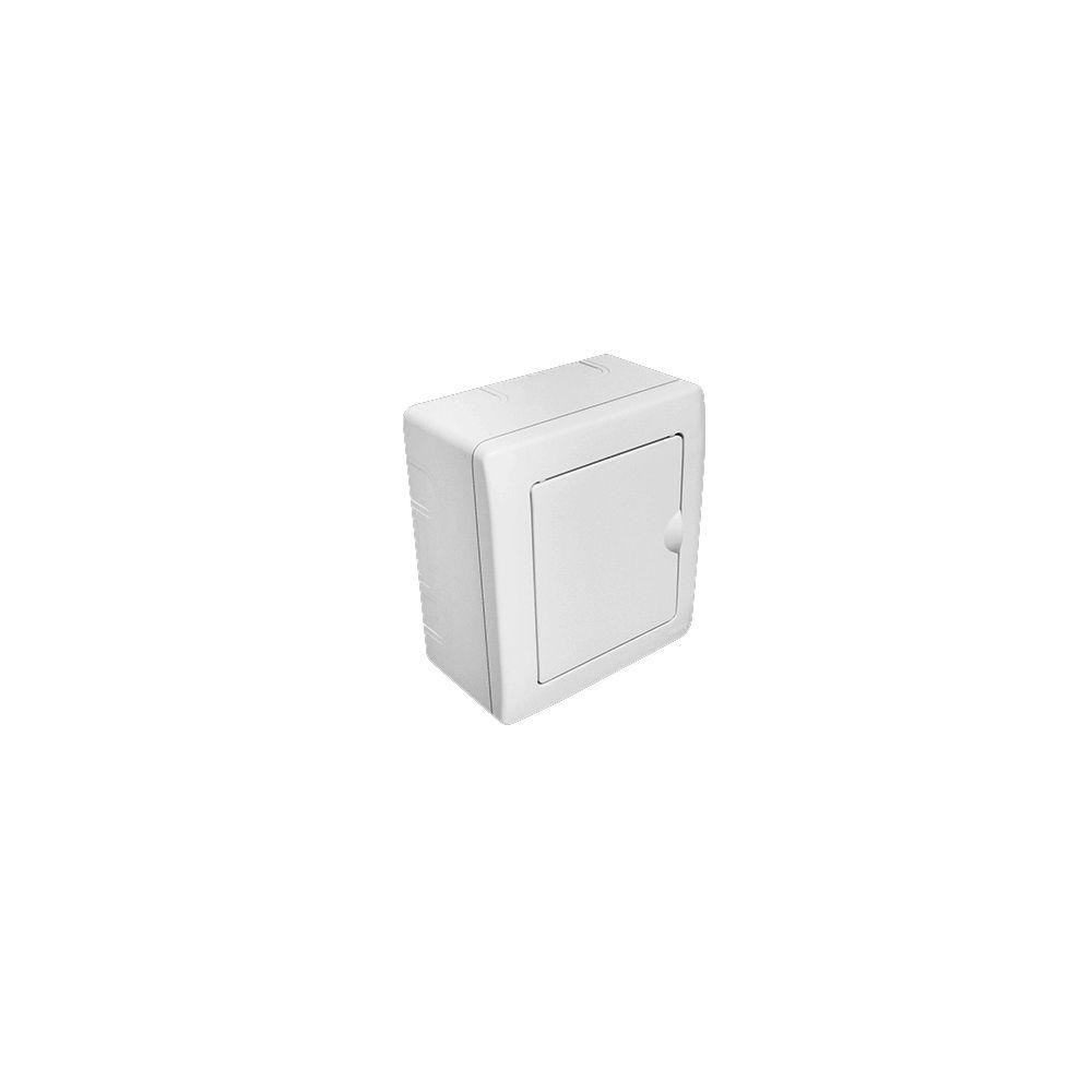 Quadro PVC Distribuição 3/4 Branco Sobrepor 3212 Fame