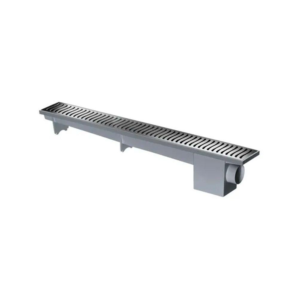 Ralo Linear Sifonado Cromado 500MM 4029 Herc