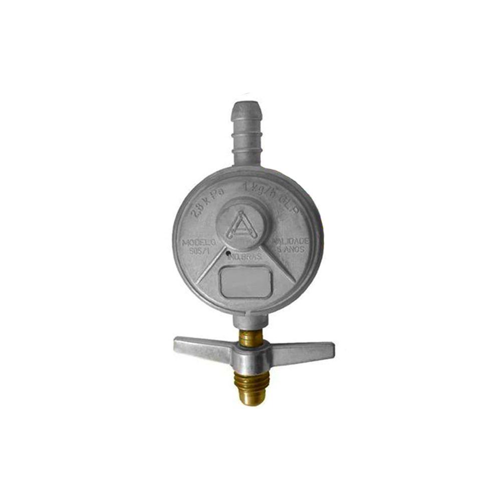 Regulador Gás Sem Mangueira 505/1 Aliança