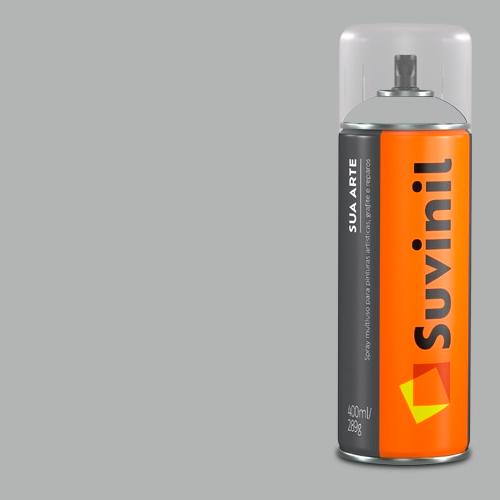 Spray 400ml Alumínio Suvinil