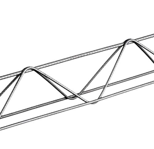 Treliça TSL8 2 Furos Leve 1metros