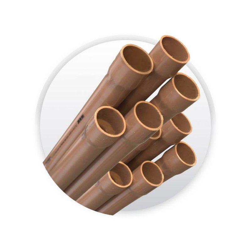 TUBO PVC SOLDAVEL 40MMX6MT 0026 KRONA