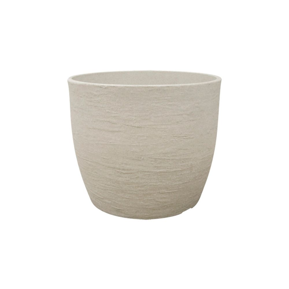 Vaso Para Planta Europa Redondo 42 Cimento JVERC42 Japi