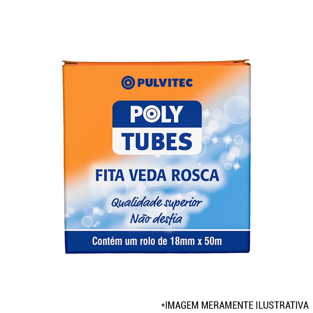 Veda Rosca 18mmx50mt Polytubes Pulvitec