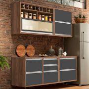 Cozinha 4 Peças Nesher Baronesa